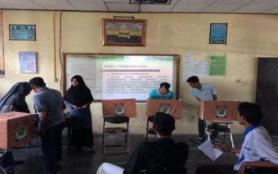 Pemilu Mahasiswa STIH Lubuk Sikaping