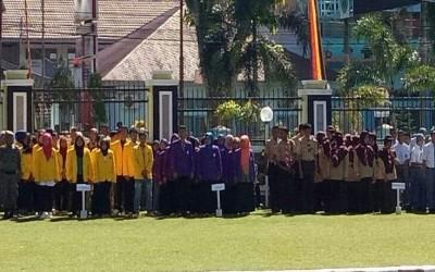 MAHASISWA YAPPAS IKUT BERPERAN PADA PERINGATAN HARI SUMPAH PEMUDA KE 89 DI PASAMAN